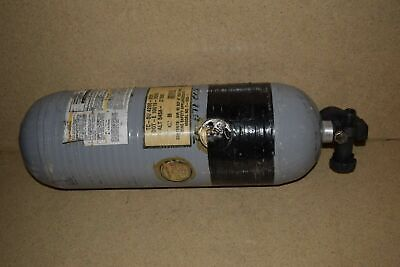 MSA Mine Safety Appliance 7-1008-1 3000PSI SCBA Airtank-FIRE-RESCUE-PAINTBALL-7G