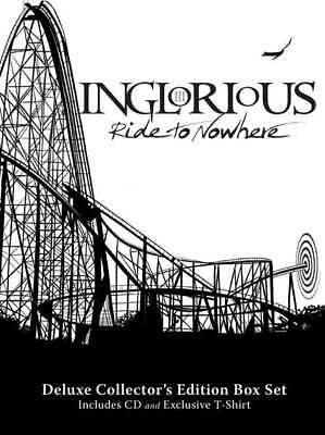Inglorious - Ride To Nowhere NEW CD BOX SET