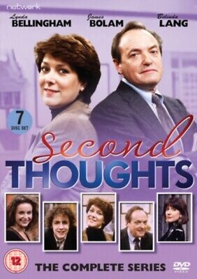 Nuovo Second Thoughts Serie 1 To 5 Collezione Completa DVD