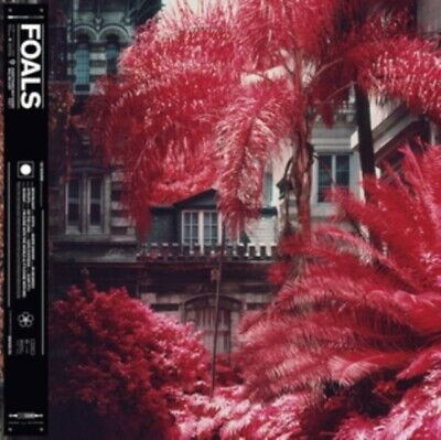 Foals - Everything Not Saved Will Be Lost NEW CD