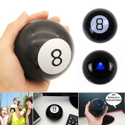 8-Ball Decision Magic Mystic Making Fortune Telling Cool Retro Toy For Kids Gift
