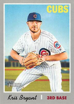 2019 TOPPS HERITAGE SHORT PRINTS Complete Your Set/You Choose/You Pick the Cards