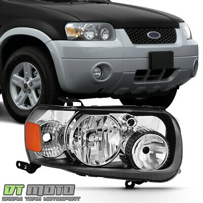 2005 2006 2007 Ford Escape Headlight Headlamp Replacement Right Pengerr Side