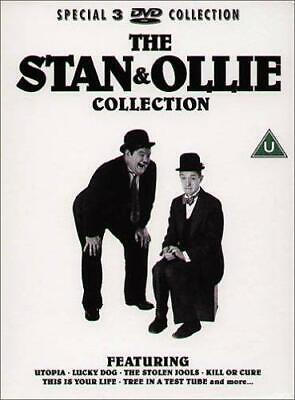 Laurel And Hardy - The Stan And Ollie Collection [DVD], Very Good DVD, Oliver Ha