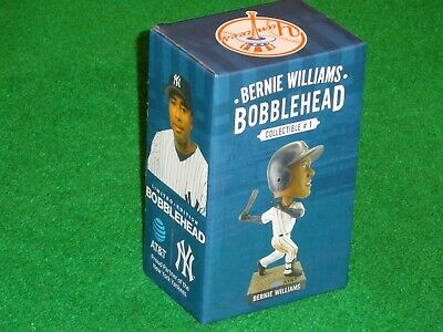 Bernie Williams New York Yankees Bobblehead Limited Edition SGA 4/12/19 NIB