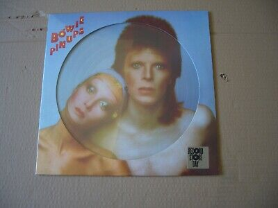David Bowie - Pin Ups - Picture Disc Lp - 2019 Rsd / Record Store Day - New