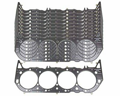 .053 Thick Fel-pro 1077-1 Cylinder Head Gasket 65-79 Big Block Chevy 4.460 Bore
