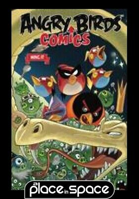 Angry Birds Comics Vol 06 Wing It - Hardcover