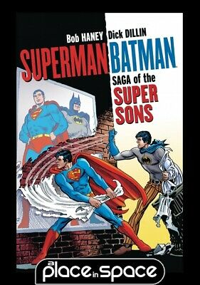 Superman Batman Saga Of The Super Sons New Ed - Softcover