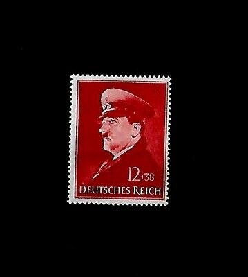 Germany THIRD Reich Mi 772  Hitler's 52nd Birthday  MNH