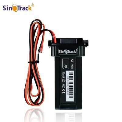 Waterproof Builtin MINI Battery GSM GPS tracker ST-901 Car motorcycle vehicle