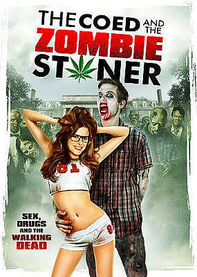 Coed & The Zombie Stoner [Blu-ray] **DISC ONLY** LIKE NEW - NO CASE