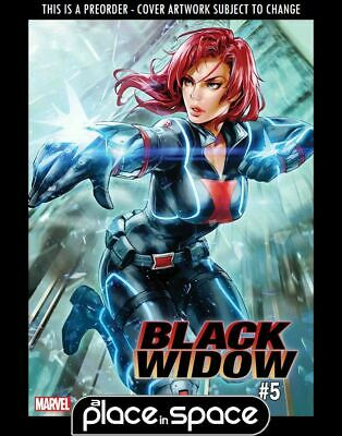 (Wk20) Black Widow, Vol. 8 #5B - Battle Lines Variant - Preorder 15Th May