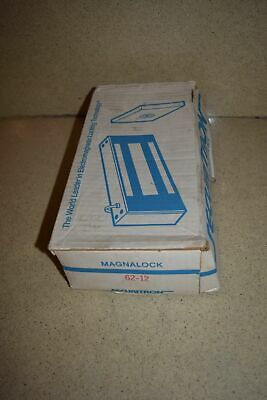 <Rt>  Securitron Model 62-12 Magnalock- New