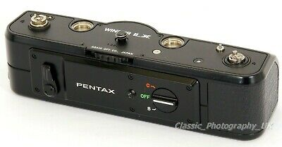 Pentax Winder LX - Motor Drive / Electric Motor Winder for Pentax LX 35mm SLR