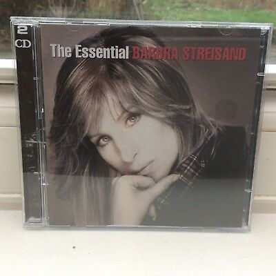 BARBRA STREISAND - THE ESSENTIAL Definitive Greatest Hits Collection : 2-CD Set