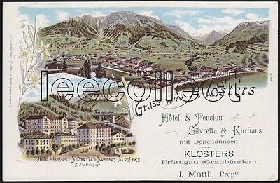GRS Klosters - Litho