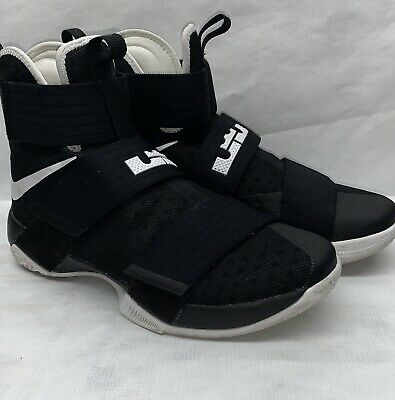 100% authentic ad84e 2a094 NIKE LEBRON SOLDIER 10 ID