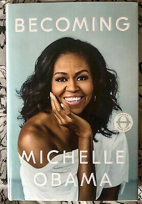 Becoming Michelle Obama Inspiring Memoir By The Former First Lady Of The USA New