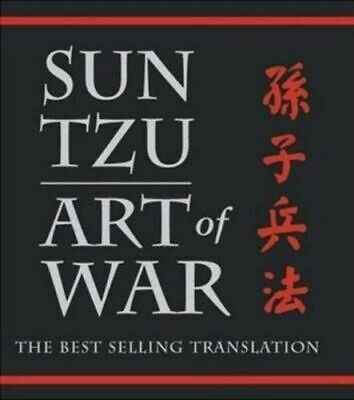NEW The Art of War MINIATURE EDITION By Ralph Sawyer Novelty Book Free Shipping