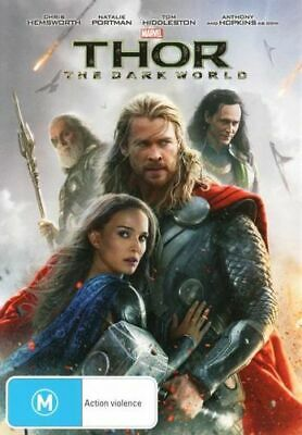 NEW Thor DVD Free Shipping