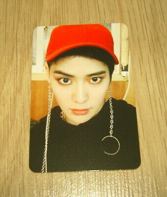 NCT127 Debut 1st mini album NCT # 127 Fire Truck Jaehyun B Photo Card Official