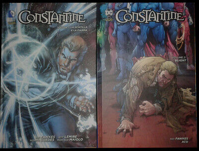 RW/Lion - New 52 Limited - Constantine # 1/2 - Volumi Cartonati - NM+