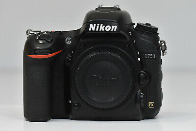Nikon D750 Digital SLR Camera Body Only,  Mirror Fault