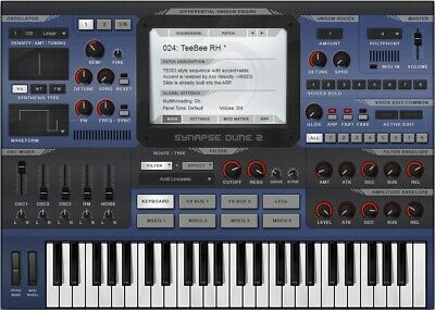 DUNE 2 Vst Plug-In For Windows Only (Instant Delivery)