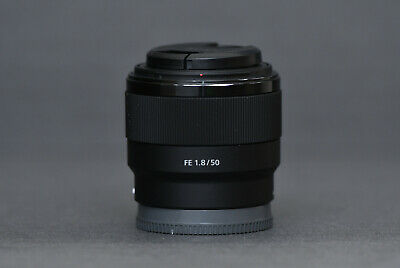 Sony 50mm FE 1.8 (SEL50F18F), Superb condition