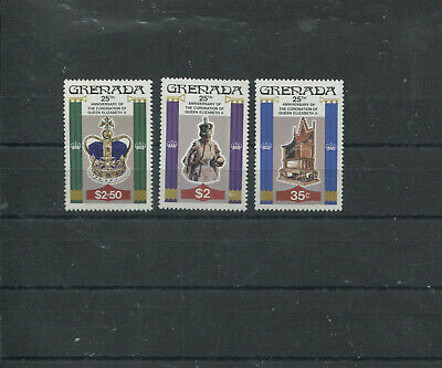 (stamp 112) Grenada Stamps - set of mint stamps to $ 2.50