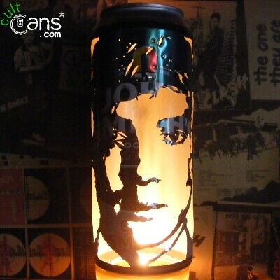 Cillian Murphy 'Peaky Blinders' Beer Can Lantern! Tommy Shelby - Unique Gift!