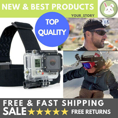 NEW Action Camera Accessories Case Kit For Gopro YI 4K For Mountf Waterproof