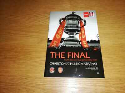 2007 Womens FA Cup Final Arsenal v Charlton Athletic