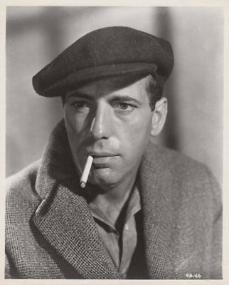 *Humphrey Bogart Two Extraordinary Early Photographs*