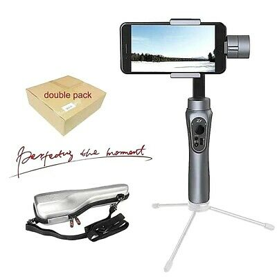 Zhiyun Smooth-Q 3-Axis Handheld Gimbal Stabilizer for Smartphone,Smooth Q Black