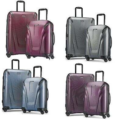 "Samsonite ProStrength 2-Piece Hardside Luggage Set - 29"" and 21"" NEW"