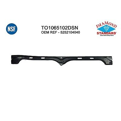 Bumper Face Bar Brace New Front TO1065102 5252104040 for Toyota Tacoma 2005-2011