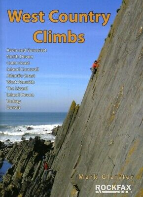 West Country Climbs: Avon and Somerset, North Devon, the Culm, At...