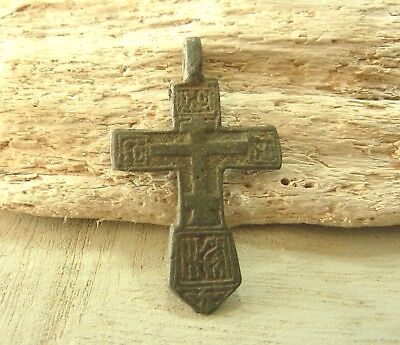 Bronze Cross of the Russian old believers (s308)