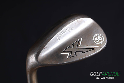 Callaway X-Forged Vintage Sand Wedge 56° Left-Handed Steel Golf Club #3839