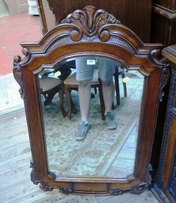 Beautiful Large Ornate Antique Style Wall Mirror!