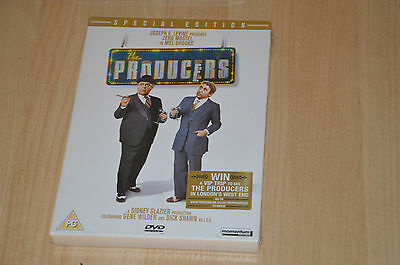 Coffret DVD The Producers / Special edition - Neuf sous blister / en VO