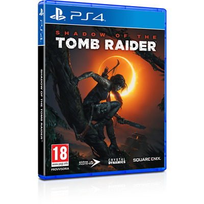 Square-Enix 1027192 PS4 Shadow of the Tomb Raider