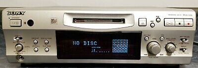 Sony MDS S-39 Mini Disc Player/Recorder (B) (As Is For Repair)