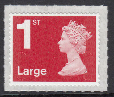 2018 1st LARGE SELF ADHESIVE M18L SBP2i MNH Pale ROYAL MAIL from Counter Sheet