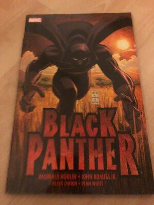 Black Panther: who is the black panther TPB Marvel