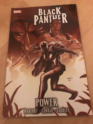 Black Panther: Power TPB Marvel