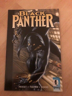 Marvel Knights Black Panther by Christopher Priest TPB Marvel