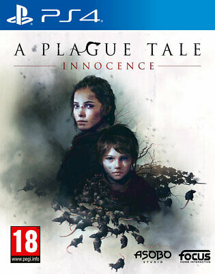 A Plague Tale: Innocence PS4 ***PRE-ORDER ITEM*** Release Date: 14/05/19